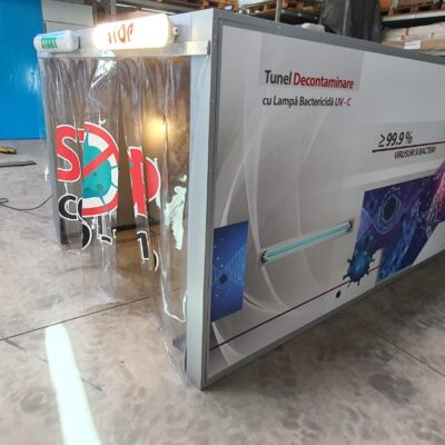 tunel decontaminare cosuri - 2
